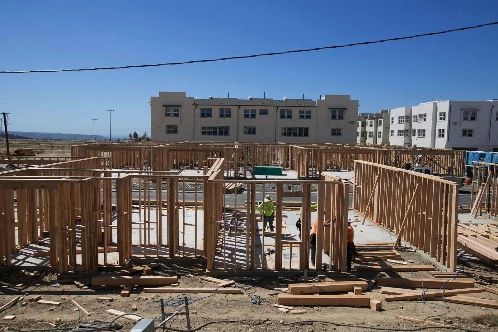 Murphy Dev. Development in Otay
